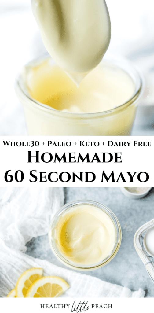 60 Second Mayo