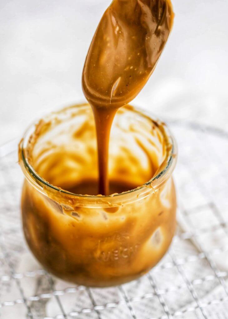 Keto/Paleo Caramel Sauce