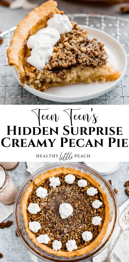 Creamy Pecan Pie