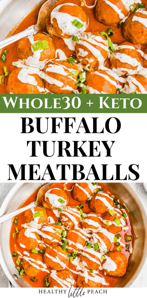Buffalo Meatballs
