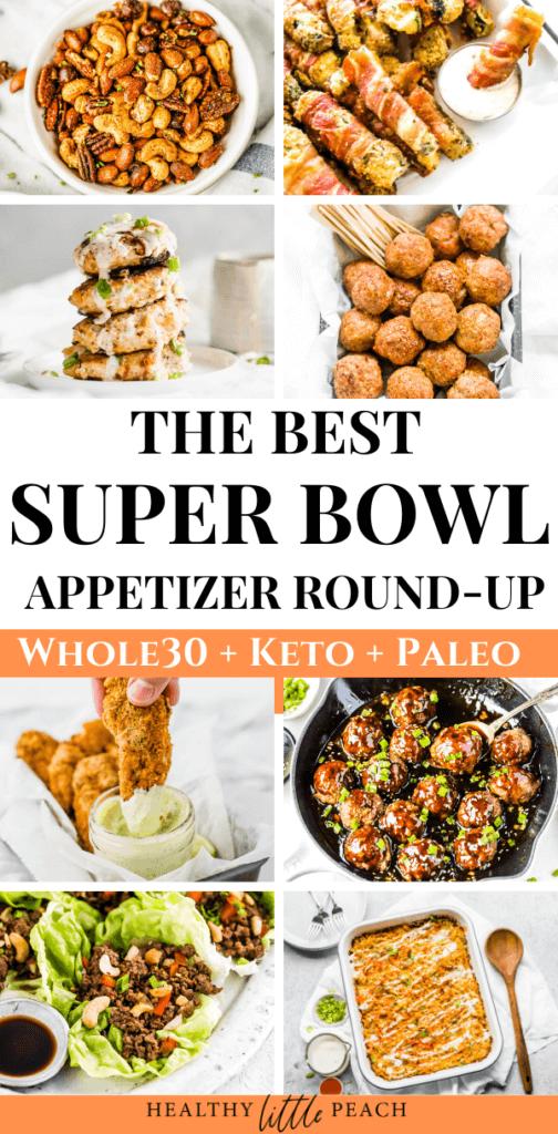 Super Bowl Appetizers