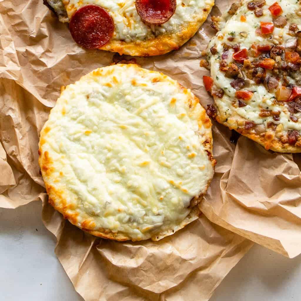 Cheese Keto Pizza