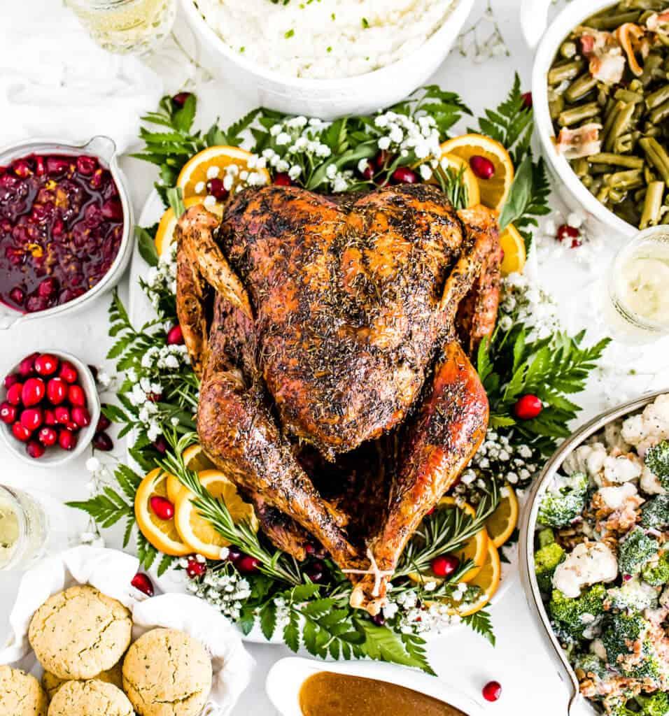 The Ultimate Keto Thanksgiving Menu